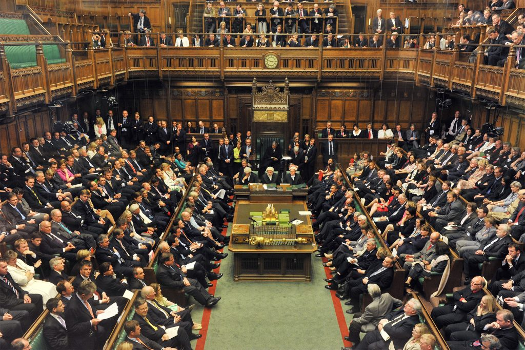 Many high risk PEPs in the House of Commons
